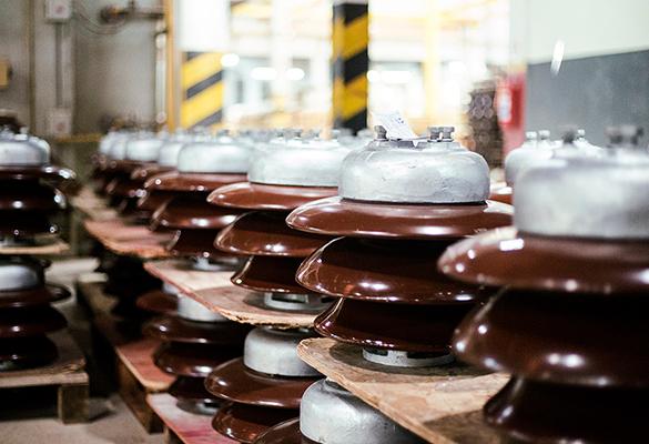 Fabricante de isoladores elétricos de cerâmica