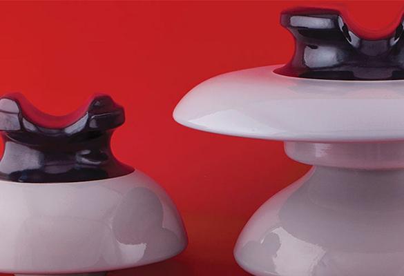 Isolador de pino porcelana 15kv